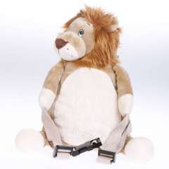 Backpack With Reins - Lion Roary