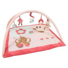 Activity Mat - Charlotte & Rose - Giraffe & Elephant