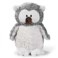 Plush Toy - Snowy Owl Standing