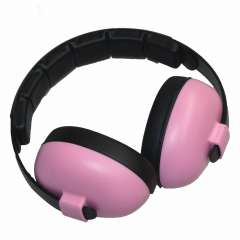 Baby Earmuffs - Pink (3-24 Months)