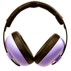 Baby Earmuffs - Purple (3-24 Months)
